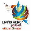 Marcy Axness Featured on Living Hero Radio