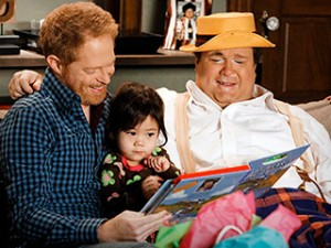 "Mitchell, Lily & Cam | ""Modern Family"""