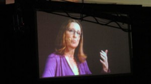 Dr. Marcy Axness at California Women's Conference 2012