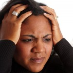 The stress of mothering