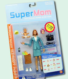 From Supermom to Sane, Centered Mom