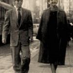 Author's birthparents