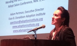 Jeanette Yoffe, Adopt Salon founder