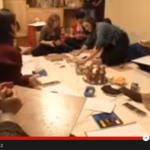 Birth Art Cafe video
