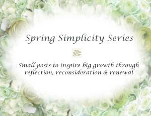 Spring Simplicity Series